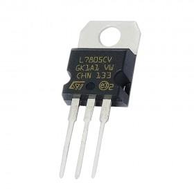 L7805CV, 7805, TO-220AB Voltaj Regülatör