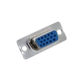 DB110, 15 Pin 3 Sıra Dişi D-Sub Konektör