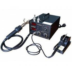 YH-862D+, Sıcak Hava Üflemeli Havya İstasyonu