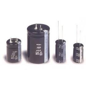 10uF 250V Elektrolitik Kondansator