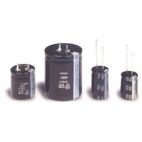 100uF 25V Elektrolitik Kondansator