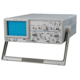 MOS-620, 20MHz Analog Osiloskop