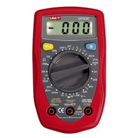 UT-33C, UT33C Dijital Multimetre