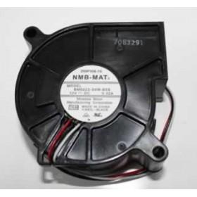 BM6025-04W-B49, 60x25mm 12VDC 0.26A 3 Kablolu Salyangoz Fan