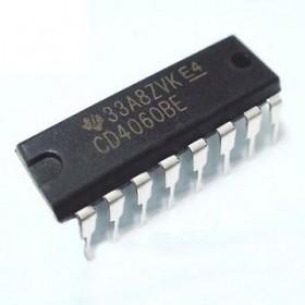 CD4060BE, CD4060, DIP-16 Entegre Devre