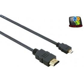UPT-167, Micro HDMI/HDMI 1.4v 1.8mt Kablo