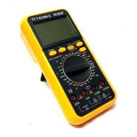 VC-9808+, VC9808+ Dijital LRC Metre