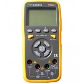 VC70A, VC-70A Dijital Multimetre