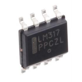 LM317LMX, LM317 SOIC-8 Regülatör