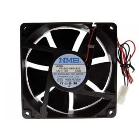 4715KL-04W-B30, 12VDC 0.72A 2 Kablolu Fan