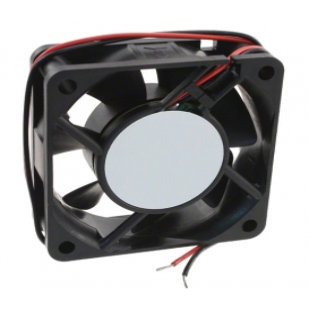 2408NL-04W-B50, 60X60X20mm 12VDC 0.14A 2 Kablolu Fan