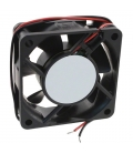 2408NL-04W-B50, 60x60x20mm 12VDC 0.14A 2 Kablolu Fan