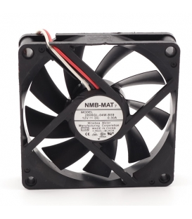 2806GL-04W-B59, 70x70x15mm 12VDC 0.30A 3 Kablolu Fan