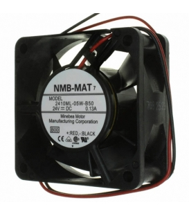 2410ML-05W-B60, 24VDC 0.17A 2 Kablolu Fan