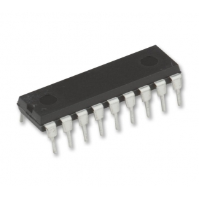L4963W, L4963, DIP-18 Regülatör