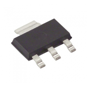 BSP170P, BSP170 SOT-223 Mosfet Transistör