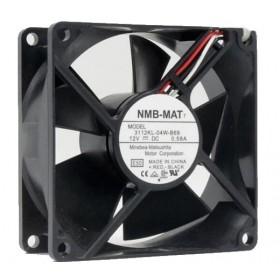 3112KL-04W-B69, 12VDC 0.58A 3 Kablolu Fan