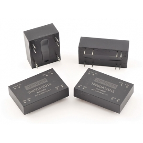 TP05DA12D12, 9-18Vin ±12Vout ±0.21A DC/DC Konvertör