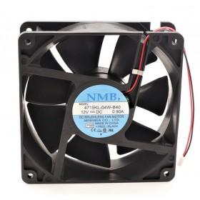 4715KL-04W-B40, 120X120X38mm 12VDC 0.90A 2 Kablolu Fan