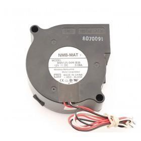 BM5125-04W-B39, 12VDC 0.08A 3 Kablolu Salyangoz Fan