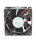 3110KL-04W-B50, 80X80X25mm 12VDC 0.30A 2 Kablolu Fan