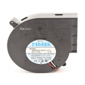 BG0903-B047-VTL, 97X33mm 12VDC 2.1A 3 Kablolu Salyangoz Fan