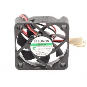 Sunon HA40101V4-Q030-G99, 12VDC 0.72W 2 Kablolu Fan