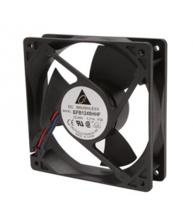 EFB1248HHF, 120X120X32mm 48VDC 0.21A 3 Kablolu Fan
