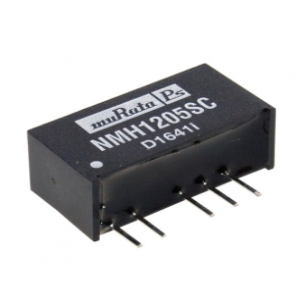 NMH0505SC, 5Vin ±5Vout 2W DC/DC
