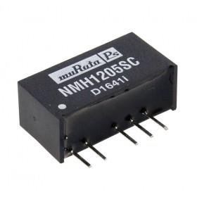 NMH2415SC, 24Vin ±15Vout 2W DC/DC