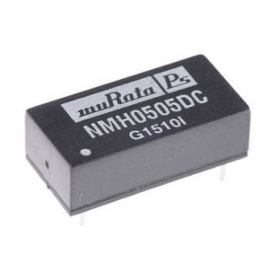 NMH2412DC, 24Vin ±12Vout 2W DC/DC