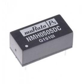 NMH2405DC, 24Vin ±5Vout 2W DC/DC