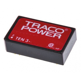 TEN 3-4821, 48Vin ±5Vout ±250mA 3W DC/DC Konvertör