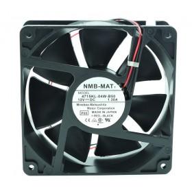 4715KL-04W-B50, 12VDC 1.30A 2 Kablolu Fan