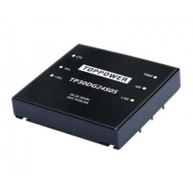 TP30DG12D12, 9-18Vin ±12Vout ±1.25A DC/DC Konvertör