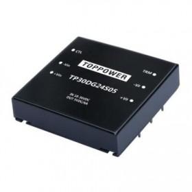 TP30DG48D15, 36-72Vin ±15Vout ±1.0A DC/DC Konvertör
