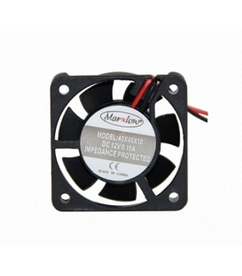 Marxlow, 40x40x10mm 12VDC 0.08A 2 Kablolu Fan