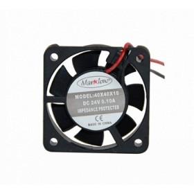 Marxlow, 40x40x10 24VDC 0.08A 2 Kablolu Fan