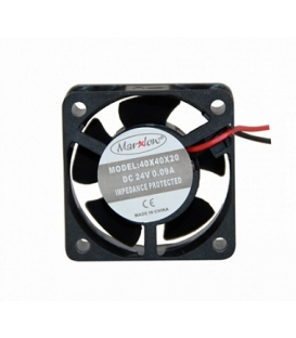 Marxlow, 40x40x20 24VDC 0.09A Fan
