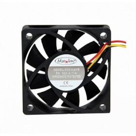 Marxlow, 60x60x15 12VDC 0.11A 3 Kablolu Fan