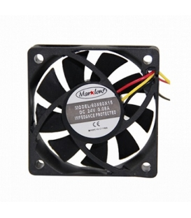 Marxlow, 60x60x15 24VDC 0.08A Fan
