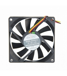 Marxlow, 80x80x15 24VDC 0.1A Fan