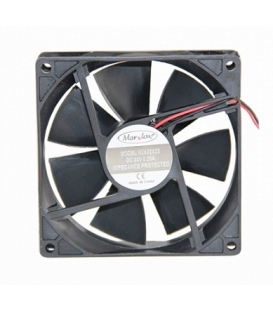 Marxlow, 92x92x25mm 24VDC 0.20A 2 Kablolu Fan