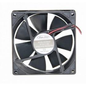 Marxlow, 92x92x25 24VDC 0.20A 2 Kablolu Fan