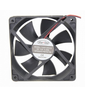 Marxlow, 120x120x25mm 12VDC 0.28A 2 Kablolu Fan