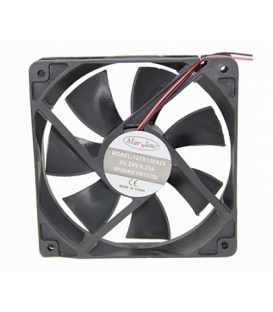 Marxlow, 120x120x25mm 24VDC 0.25A 2 Kablolu Fan