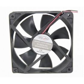 Marxlow, 120x120x25 24VDC 0.25A 2 Kablolu Fan