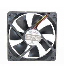 Marxlow, 120x120x25mm 12VDC 0.28A 3 Kablolu Fan