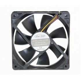 Marxlow, 120x120x25 24VDC 0.25A 3 Kablolu Fan