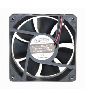 Marxlow, 120x120x38mm 12VDC 0.32A 2 Kablolu Fan